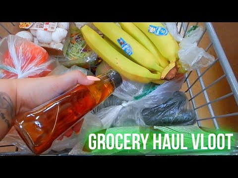 LET'S GO GROCERY SHOPPING | VEGETARIAN FOOD HAUL