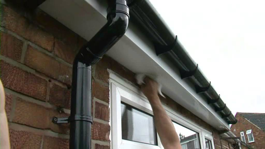 Roofline Fascias Soffit Boards And Guttering Systems Guide Eurocell Pvcu You
