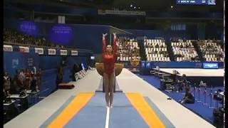 McKayla Maroney (USA) Vault 1 Team Qualifcation 2011 Tokyo World Championships