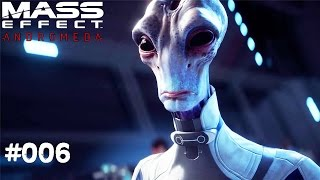 MASS EFFECT ANDROMEDA #006 - Sabotage! - Let's Play Mass Effect Andromeda Deutsch / German