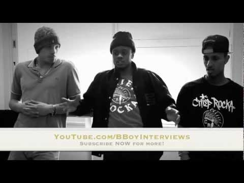 Breakdance Opera Miss Fortune - BBoy interview for Royal Ope