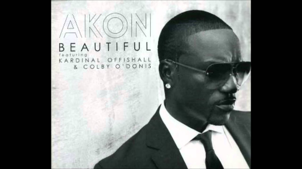Beautiful Akon Audio Youtube