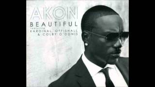 Beautiful - Akon Audio