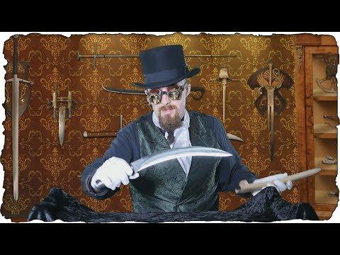 Olde Blade Shoppe Ep05 - An Imposing Knife?