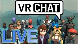 VRChat Live