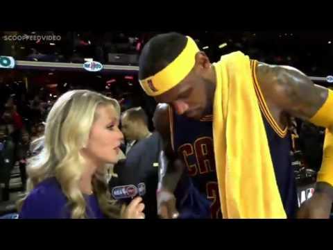 LeBron James 42 Points Highlights | Warriors vs Cavaliers | February 26, 2015 | NBA 2014-15 Season
