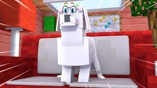 Minecraft Puppy Diaries - LITTLE KELLY IS A PUPPY!