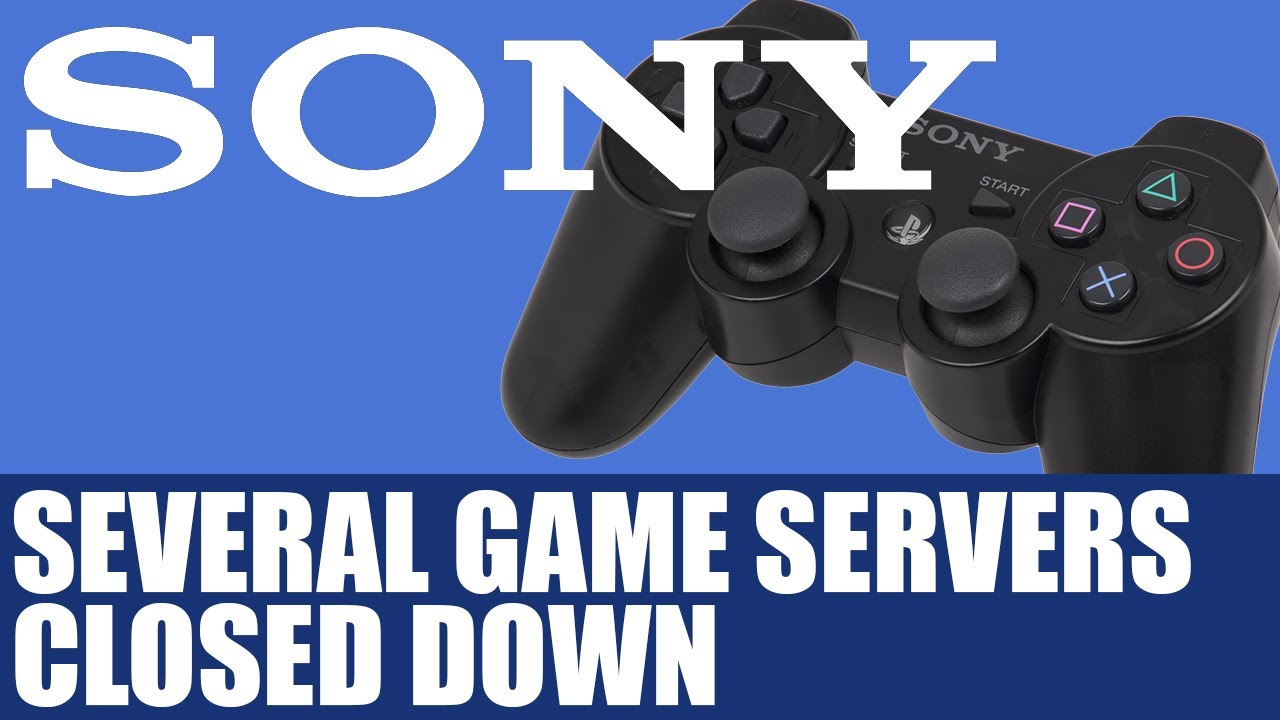 Playstation 3 News - Sony Shuts Down Servers For Some PS3 Games - Inc  Gran  Turismo 5