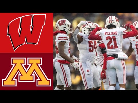 #12-wisconsin-vs-#8-minnesota-highlights-|-ncaaf-week-14-|-college-football-highlights