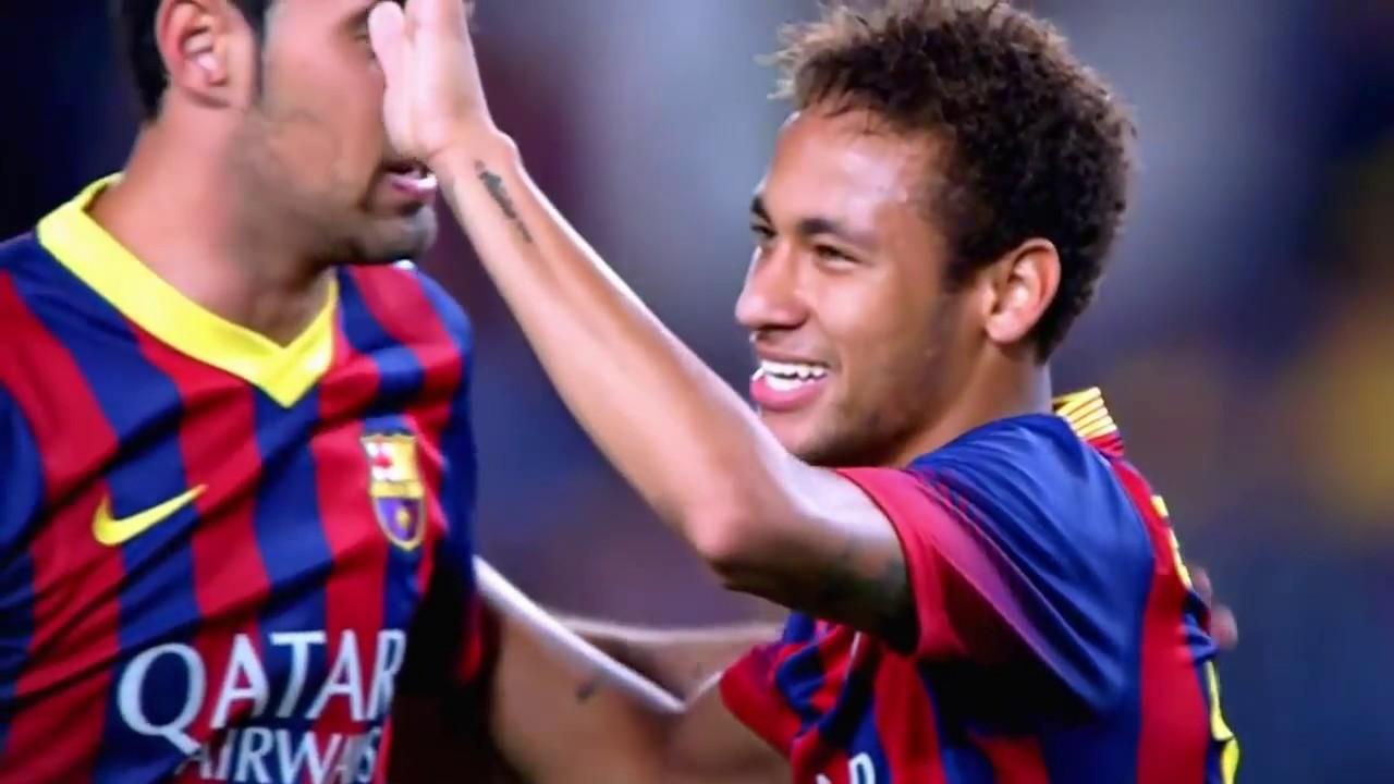Neymar Skills and Goals Compilation - YouTube