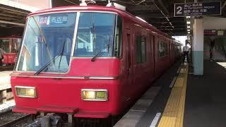 [2018年度廃車編成]名鉄5700系 5704f、神宮前駅  発車‼️