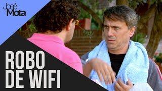 ¿Cómo robar el Wifi de tu vecino y salir airoso?   José Mota