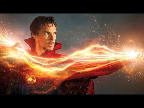 Doctor Strange - Light 'Em Up
