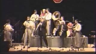 1989 Benny Waters + Claude Luter + Hot Antic Jazz Band - When The Saints + Memories Of You