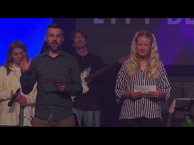 Årskonferens 2021 Lyft Blicken - Lördag 19:00 Gudstjänst