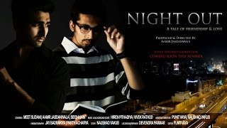 Night Out gujarati film trailer || 9 october 2015