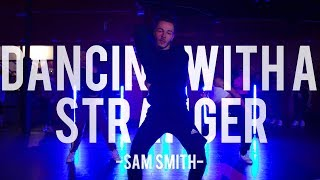 Sam Smith, Normani - Dancing With A Stranger | Hamilton Evans Choreography