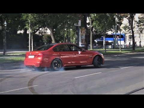 BMW M3 F80 | DRIVE IT LIKE YOU STOLE IT | Drifts & Powerslides!