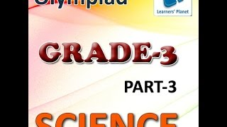 Grade 3 Olympiad Science Practice Book