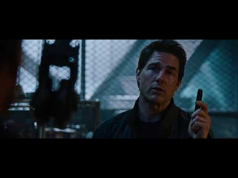 Jack Reacher Never Go Back Fight Scene 2 HD