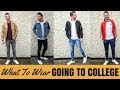 HOW TO Dress casual | 4 outfits | Men's Fashion and Style