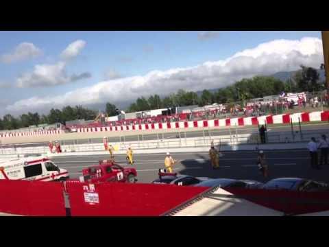 ไปดูรถแข่งมา ชอบเสียงรถมันส์ ๆ Racing cars