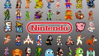 The History Of (NES) Nintendo Entertainment System