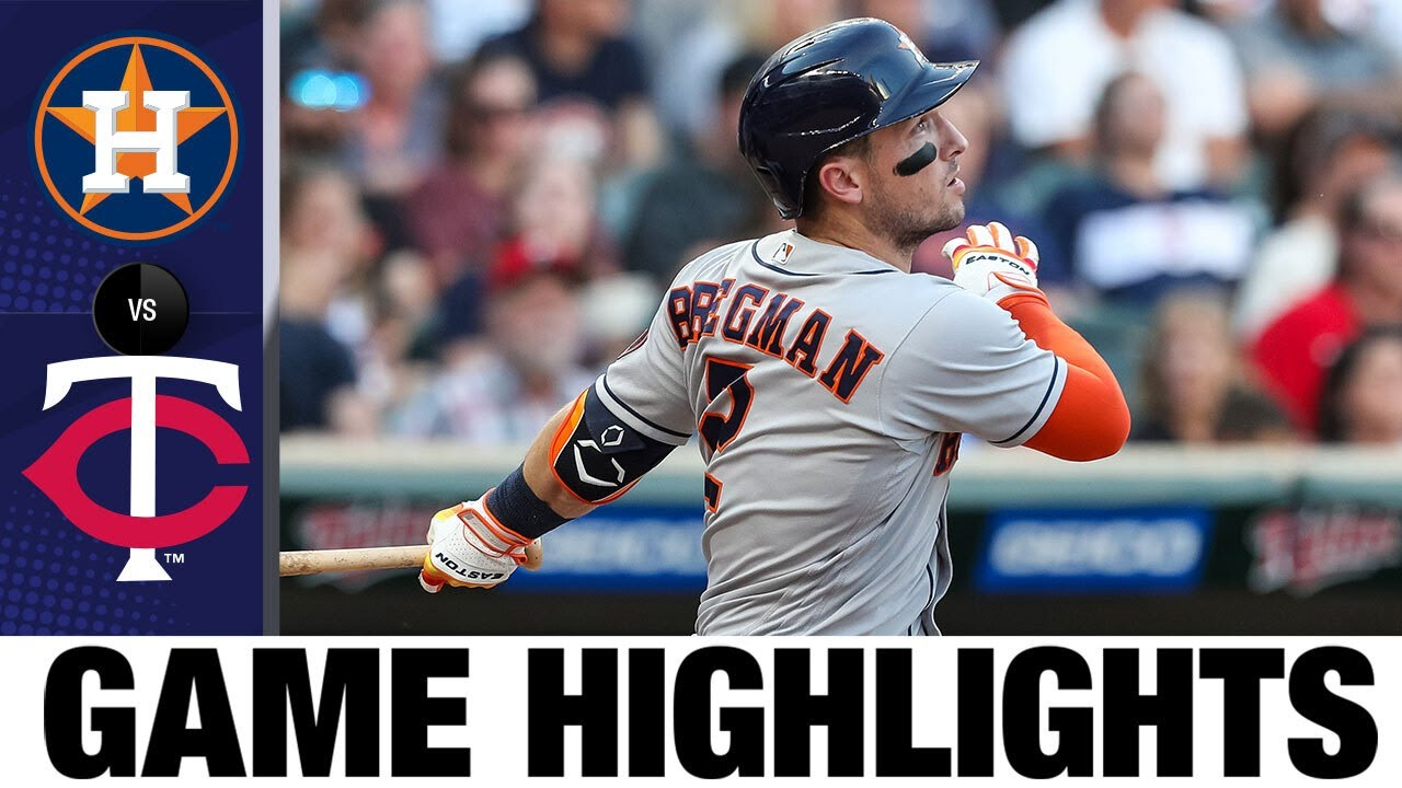 Download Astros vs. Twins Game Highlights (6/11/21) MLB Highlights