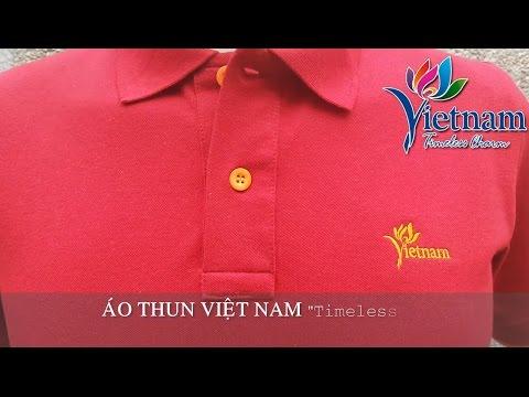 ÁO THUN VIỆT NAM (Logo hoa sen 1 vẻ đẹp bất tận)