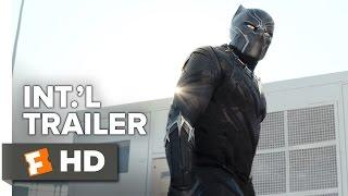 Captain America: Civil War International TRAILER 1 (2016) - Chris Evans Movie HD