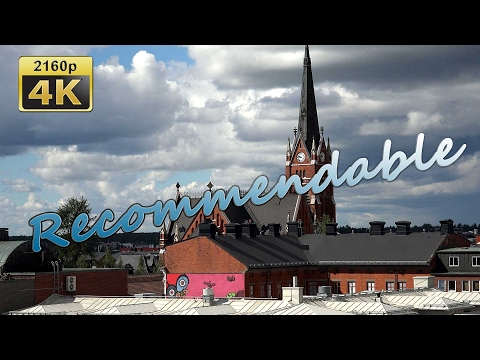 Clarion Hotel Sense, Lulea - Sweden 4K Travel Channel