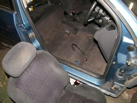 Ford Focus Front Seat Removal Youtube