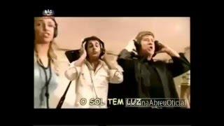 Смотреть клип Luciana Abreu - O Sol Tem Luz Que Chegue Para Todos Nós