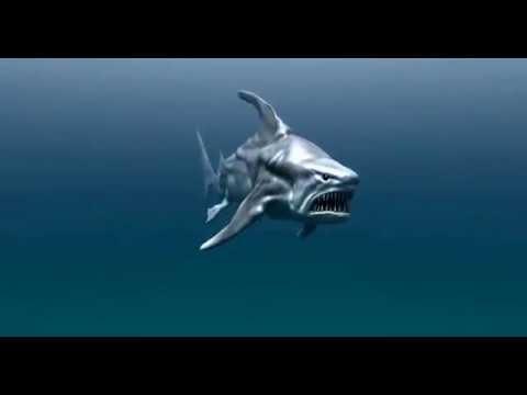 dinoshark animation jointnodes youtube