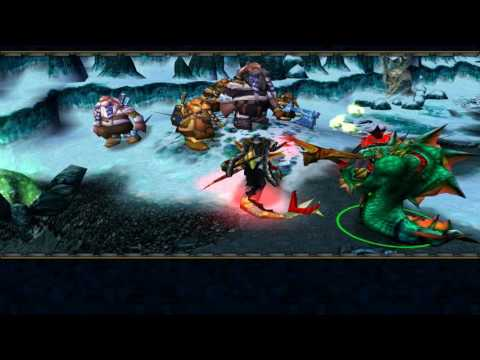 Warcraft 3: Rise of the Lich King 01 - Flight from Northrend