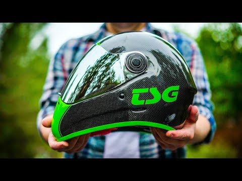 The Best Longboards & Accessories Part 3 Safety Gear & More: TSG DHP, Boxer II Gloves, Shredlights +