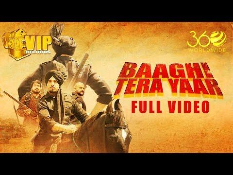 Baaghi Tera Yaar | JK | Music by Tru-Skool | **Official Video** | VIP Records | 360 Worldwide