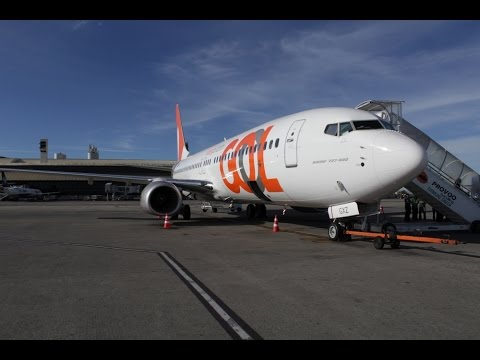 Veja como foi o primeiro voo comercial do novo Boeing 737-800 da GOL