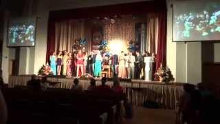 Ответное слово ГМУ-55 на церемонии вручения дипломов УИ РАНХиГС-2014
