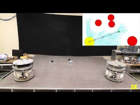 Stanford Space Robotics Facility: Autonomous Docking