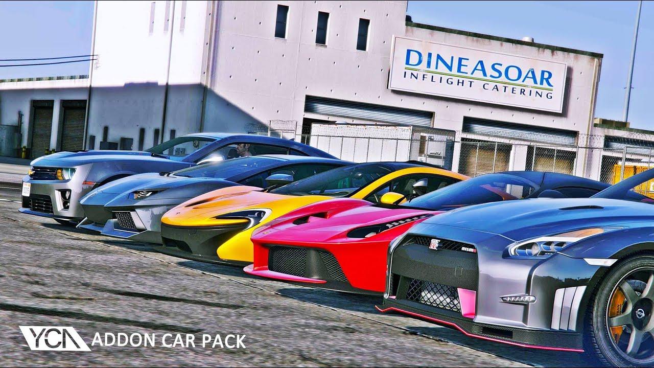 Gta 5 Car Pack – HD Wallpapers
