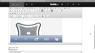 Editing Your Content in Flexible CMS