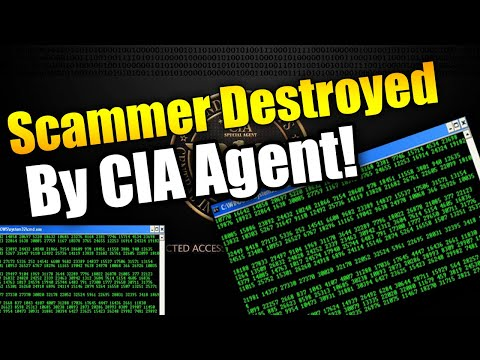 CIA Agent DESTROYS Tech Support Scammer! | Tech Support Scammers EXPOSED!