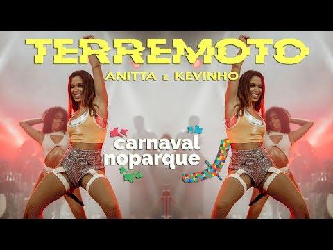 Anitta TERREMOTO ao vivo em Brasília  Carnaval no Parque 28022019