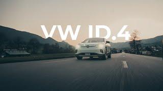 VW ID4 | Schweizer Markteinführung 2021 | Review