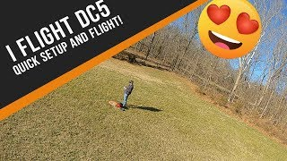 "TITAN ADVENTURE! 6S Iflight Titan DC5 HD 5"", quick setup, review, and flight and fun."
