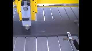 Engave Phenolic Panel, CNC Router