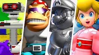 Evolution of Rare Mario Kart Characters (2003 - 2019)