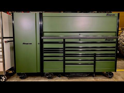Snap-on EPIQ Tool Box Tour | Fullest Box on Youtube