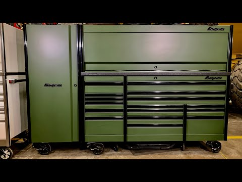 Snap-on EPIQ Tool Box Tour | Fullest Box On Youtube